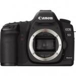 Canon EOS 6D vs. EOS 5D Mark II vs. EOS 7D Specifications Comparison