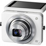 Canon PowerShot N 12MP Digital Compact Camera Designed As a Smartphone