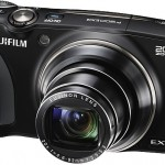 New Compact Ultra Zoom Camera FinePix F900EXR with World's Fastest AF