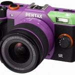 Pentax Q10 Evangelion Special Edition Mirrorless Camera