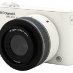 World's First Mirrorless Interchangeable Lens Camera : Polaroid iM1836
