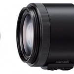 Sony Announces 20mm F2.8 E-mount Prime Lens for NEX Cameras