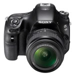 Sony SLT-A58 Alpha 58 Announced Specification and Release Date