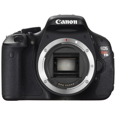 canon eos rebel t3i / 600d features and technical