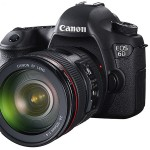 Canon EOS 6D DSLR Camera Features and Specs