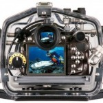 Underwater Housing For The Nikon D5200 Camera From Ikelite
