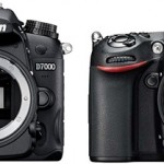Nikon D7100 vs D7000 Technical Specifications Comparison