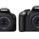 Canon EOS 100D Vs. Canon EOS 700D Vs. Nikon D3200 DSLR Camera Specs Comparison
