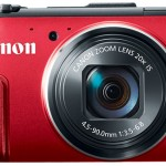 Canon PowerShot SX280 HS Digital Compact Camera Details and Specifications
