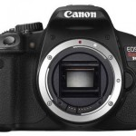 Canon EOS 650D / Rebel T4i DSLR Camera Features & Specifications
