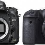 Canon EOS 6D Vs. Nikon D600 Specifications Comparison