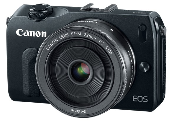 Canon-EOS-M-mirrorless-camera