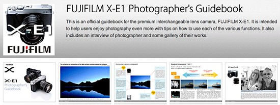 Fujifilm-X-E1-photographer-guidebook