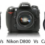 Nikon D600 vs D800 vs Canon 5D Mark III Video Review by DigitalRevTV