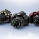Nikon D3100, D3200, D5100, D5200 and P7700 Firmware Updates