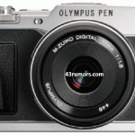 Olympus PEN E-P5 Camera First Images Leaked