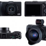 Ricoh GR Digital APS-C Compact Camera Official Images