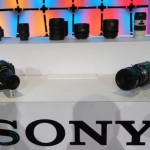 Sony 4K Cameras and Lenses at the 2013 NAB Show
