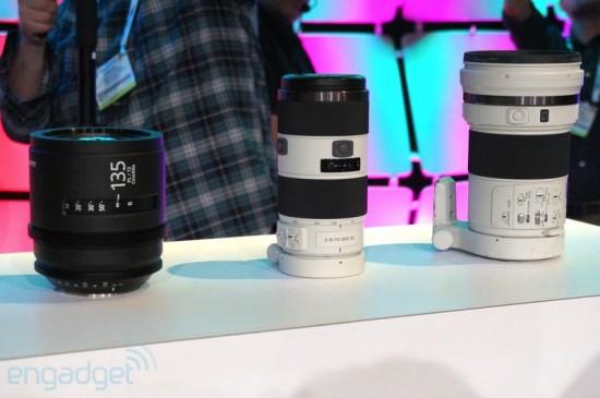 cinema camera lenses