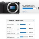 Sony NEX-3N Mirrorless Camera DxOMark Test Results