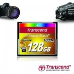 Transcend Ultimate 1000x CF Memory Cards