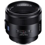 Zeiss Planar T* 50mm F1.4 SSM to be Shipping in July
