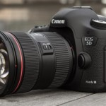 Canon EOS 5D Mark III with Continuous RAW Video Recording at 24fps
