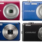 Nikon COOLPIX S Series Compact Cameras Firmware Updates