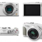 More Panasonic GF6 Specs and Images