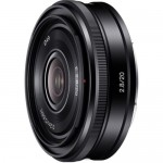 Sony 20mm f/2.8 Alpha E-mount Pancake Lens In Stock & Pre-Order