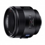 New Zeiss Planar T* 50mm f/1.4 ZA SSM Lens Specs