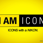 Icons with a Nikon : Famous People Holding a Nikon Camera