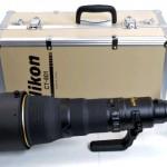 Nikon AF-S NIKKOR 800mm f/5.6E FL ED VR Unboxing