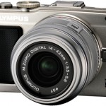 Olympus PEN Lite E-PL6 Micro Four Thirds Camera Announced