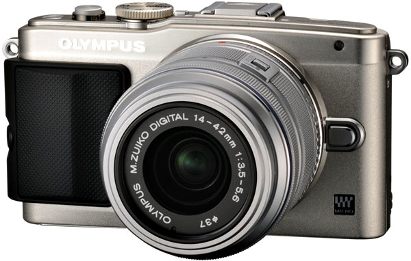Olympus-E-PL6-front