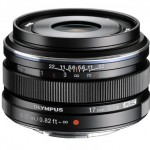 Olympus M. Zuiko Digital 17mm f/1.8 Lens Announced, Price, Specs