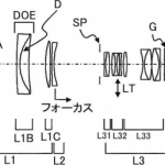 Canon Patents 500mm f/4, 500mm f/5.6, 600mm f/4, 800mm f/5.6 DO Lenses