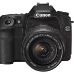 Canon EOS 50D Camera Shoots RAW Video
