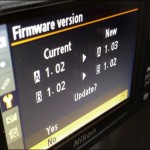 Nikon D700, D300, D300S Firmware Updates Available To Download