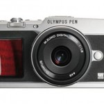 Olympus PEN E-P5 Camera Black, White and Silver Images