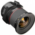 Samyang / Rokinon Tilt-Shift 24mm Available in Mid-May