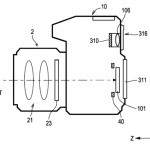 Sony A-mount Mirrorless APS-C Camera Patent
