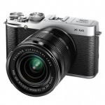 Fujifilm X-M1 First Images Leaked