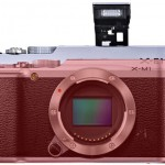 Fujifilm X-M1 Camera Size Comparison