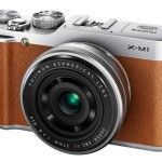 Fujifilm X-M1 Mirrorless Camera In Stock and Shipping