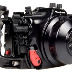 Canon Rebel T5i / EOS 700D Underwater Housing : Nauticam NA-650D