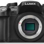 Panasonic Lumix DMC-GH3 Firmware Update Announced, Release Date in July
