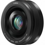Panasonic Lumix G 20mm f/1.7 II ASPH Lens Announced Price, Specs