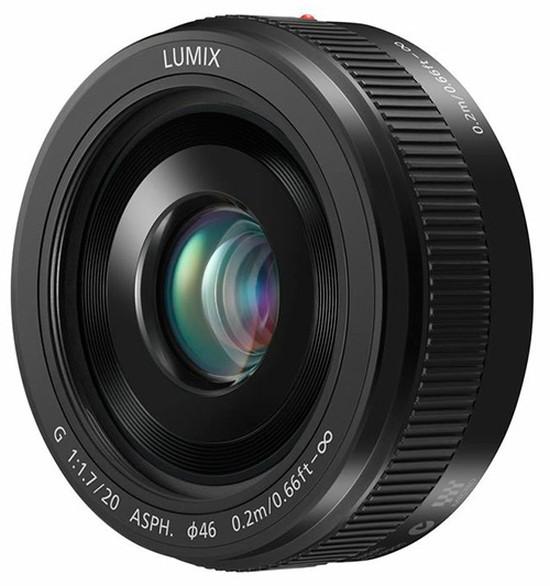 Panasonic-Lumix-G-20mm-F1.7-II-ASPH-lens