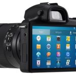 Samsung Galaxy NX Mirrorless Android Camera Leaked Images, Specs